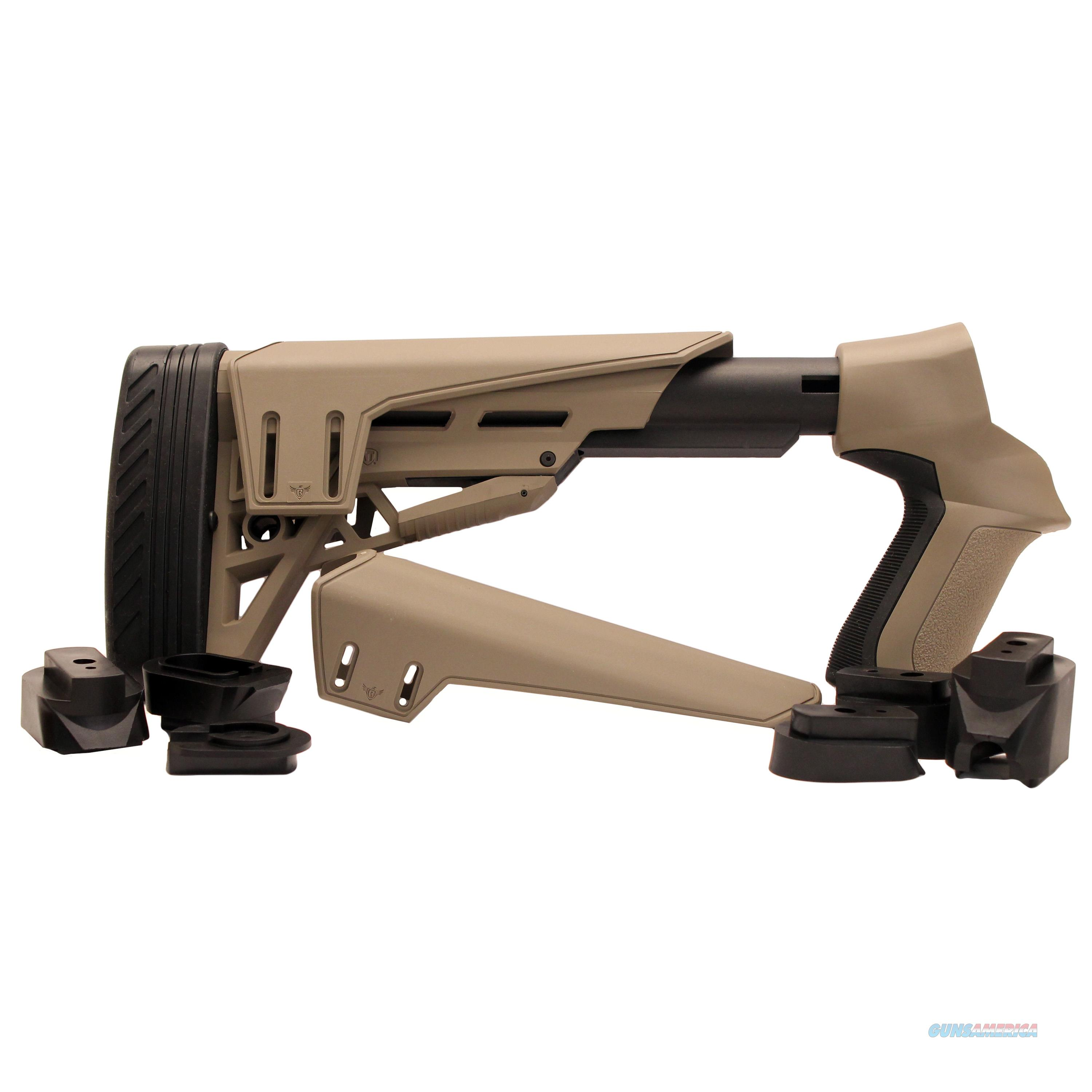 American Tactical Ravenwood 12 Gauge Adjustable Stock Moss/Rem/Win, Flat Dark Earth B1202007  Non-Guns > Gun Parts > Misc > Rifles