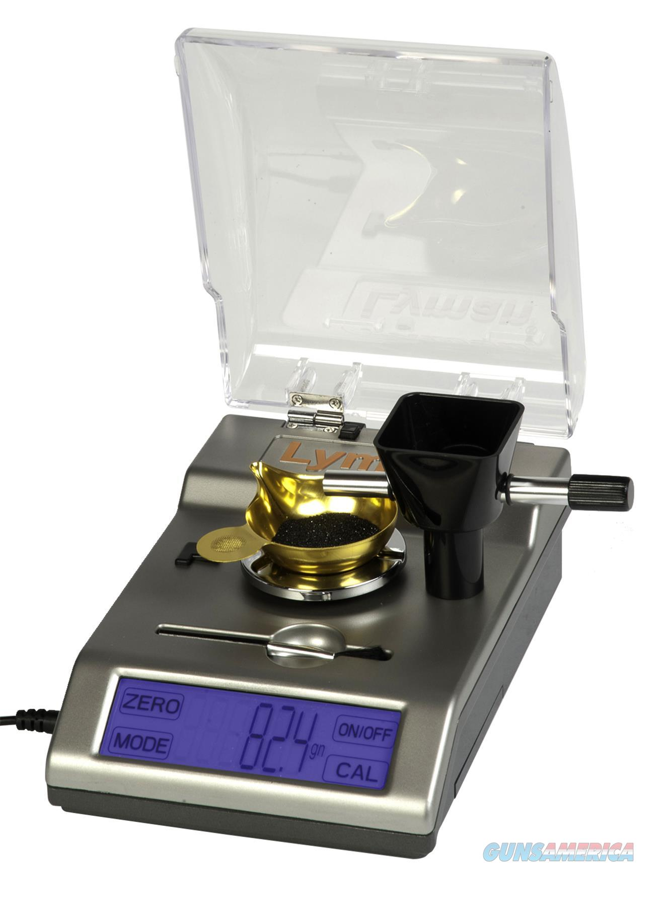 Lyman 7751558 Electronic Reloading Scale Powder Scale 1 Universal 7751558  Non-Guns > Reloading > Components > Brass