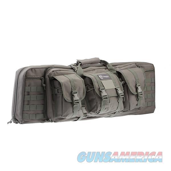 """42"""" Dbl Rifle Case Gray 12-323GY  Non-Guns > Gun Cases"""