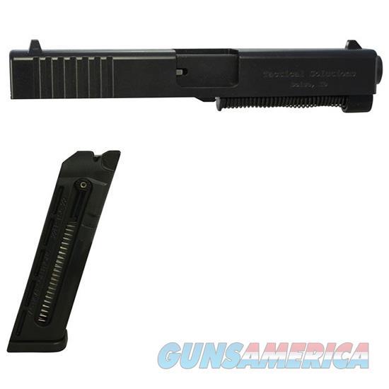 "Tactical Solutions Tsg221923std Tsg-22 For Glock 19/23/32/38 Standard 4.8"" Black Steel TSG-22 19/23 STD  Non-Guns > Gun Parts > Misc > Rifles"
