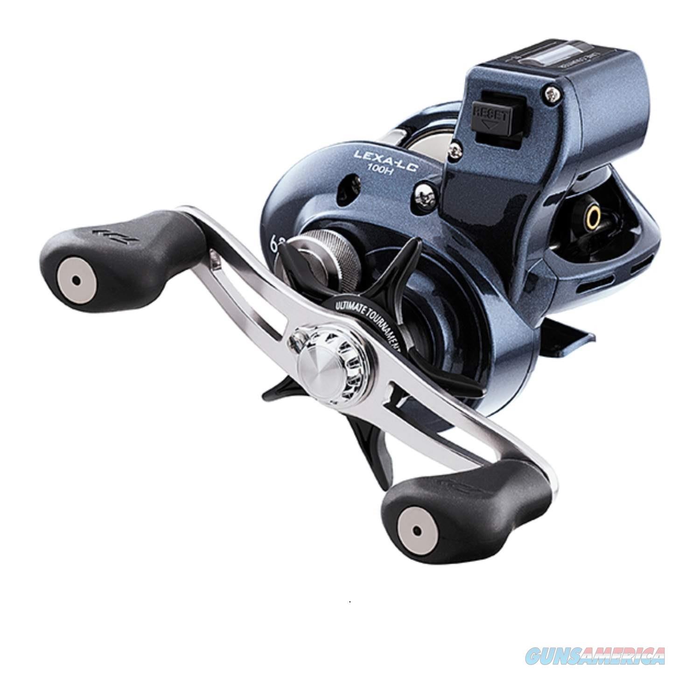 Daiwa Lexa 100 Size Line Counter 4+1 6.3:1 Lexa-Lc100h LEXA-LC100H  Non-Guns > Fishing/Spearfishing