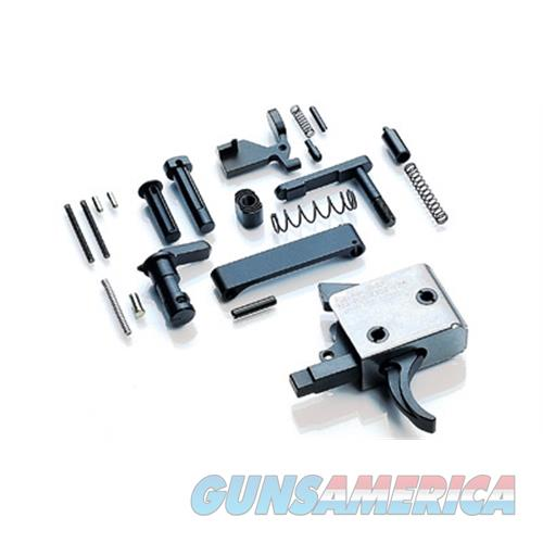 Cmc Triggers Corp Cmc Ar-15 Lower Assembly Kit Curved 81501  Non-Guns > Gun Parts > Misc > Rifles