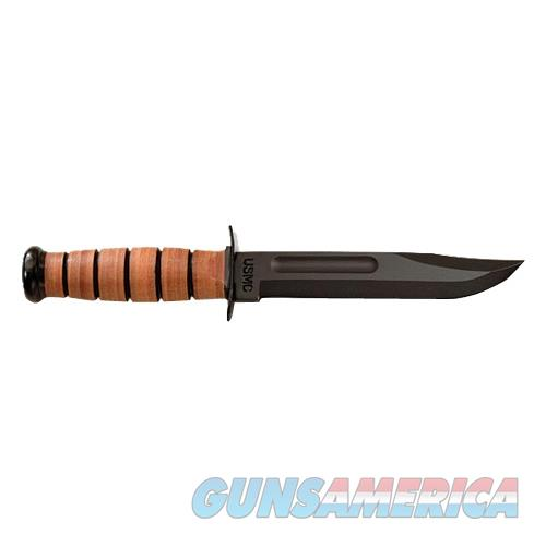 "Ka-Bar Knives Inc Kbar Usmc Fighting/Util 7"" W/Shth Pl 2-1217-8  Non-Guns > Knives/Swords > Knives > Fixed Blade > Imported"