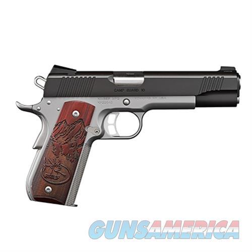 Kimber Camp Guard 10Mm KIM3000233  Guns > Pistols > K Misc Pistols