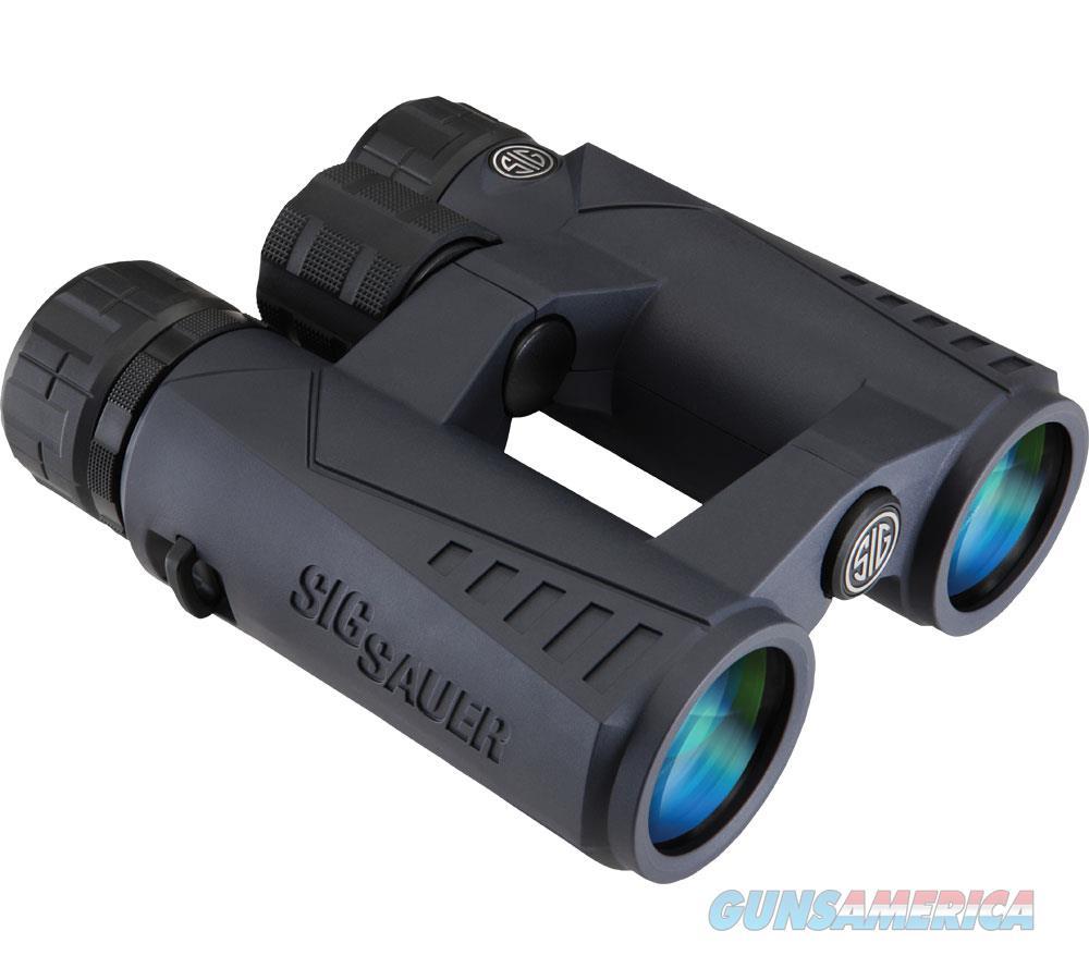 Sig Sauer Electro-Optics Soz78001 Zulu7 8X42mm 378Ft@1000Yd Fov Graphite/Blk SOZ78001  Non-Guns > Scopes/Mounts/Rings & Optics > Non-Scope Optics > Binoculars