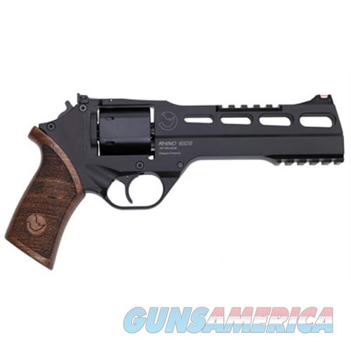 "Chiappa Firearmsmks Chiappa Rhino Sao 357Mag 6"" 6Rd Blk CF340.248  Guns > Pistols > C Misc Pistols"