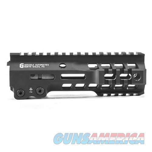 """Geissele 7"""" Spr Mod Rl Mk13 Mlok Blk 05-579B  Non-Guns > Gunstocks, Grips & Wood"""