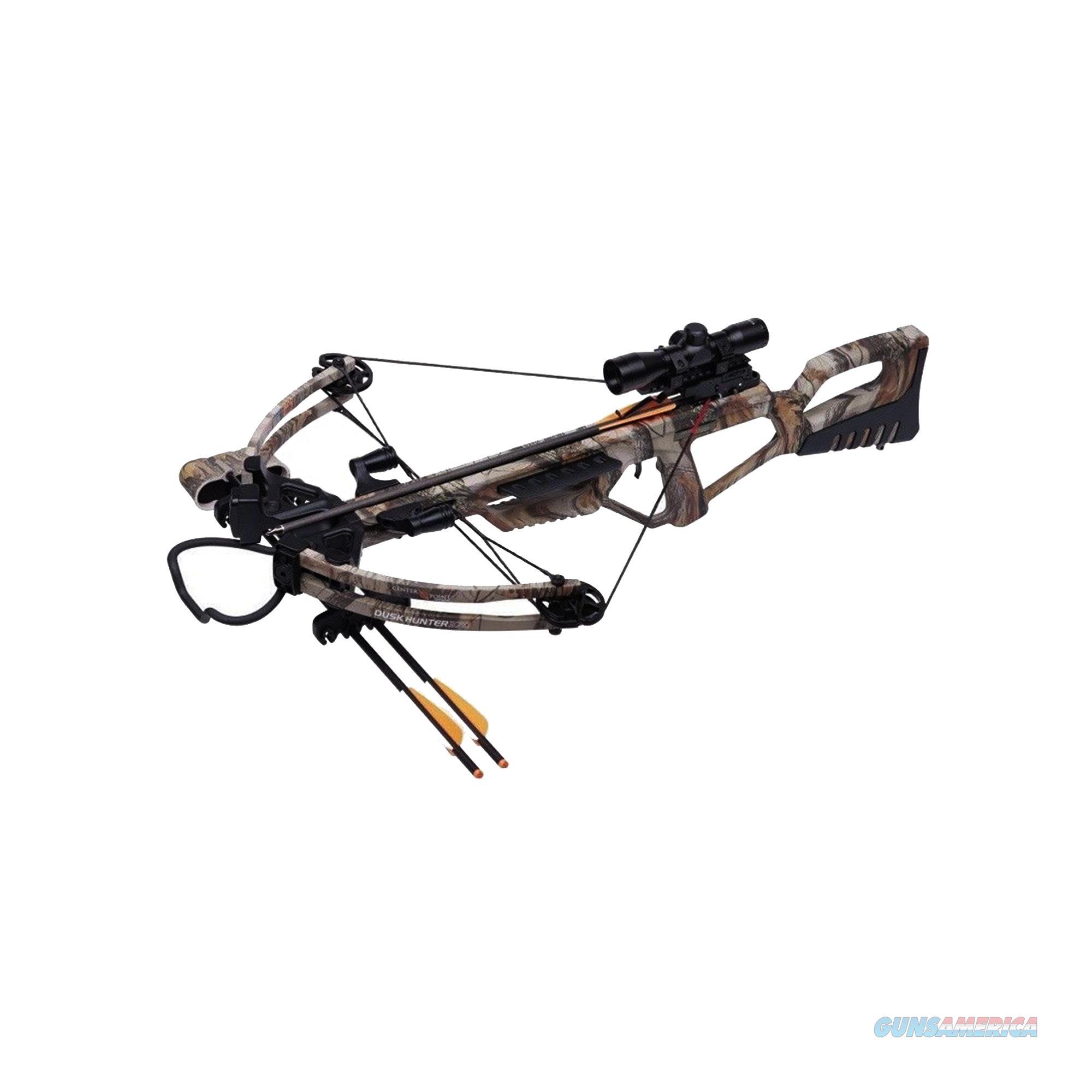 Crosman Dusk Hunter 370 Compound Crossbow AXCDH185CK  Non-Guns > Archery > Bows > Crossbows
