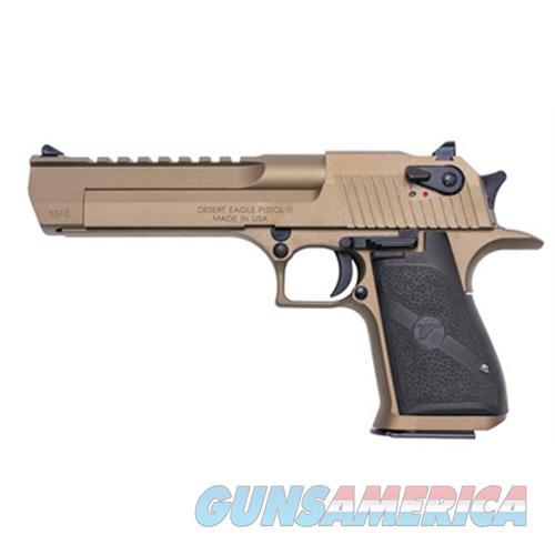"Mr De Mk19 50Ae 6"" Burnt Bronze Blk App DE50BB  Guns > Pistols > MN Misc Pistols"