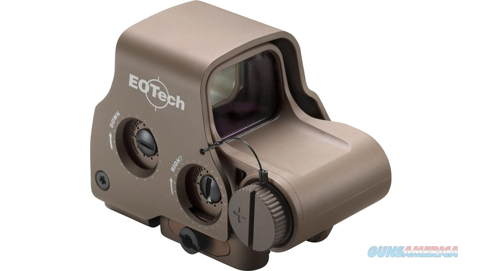 Eotech Exps A65 Reticle Tan EXPS3-2TAN  Non-Guns > Iron/Metal/Peep Sights