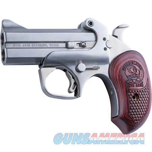 "Bond Arms Bass Snakeslayer Original Derringer Single 45 Colt (Lc)/410 Gauge 3.5"" 2 Round Stainless BASS45/410  Guns > Pistols > B Misc Pistols"
