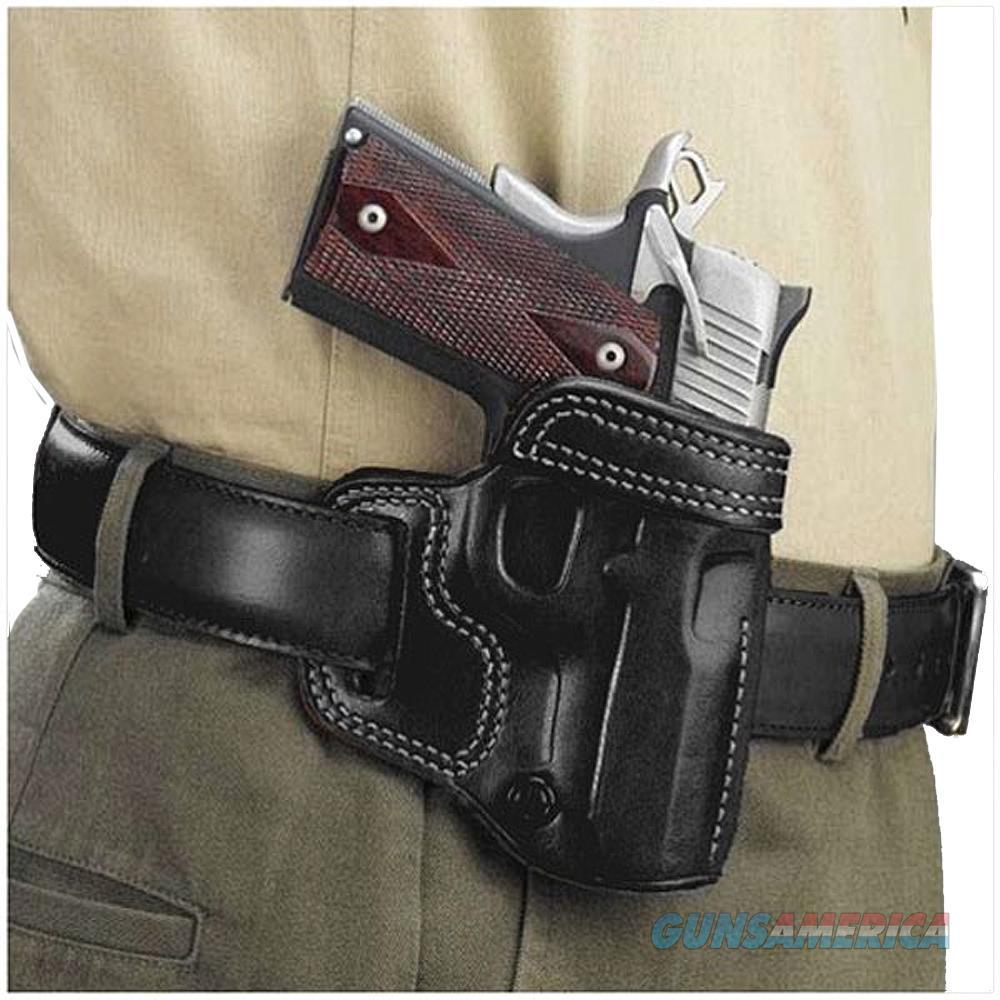"Galco Av266b Avenger Belt Holster 1911 4"" Steerhide Black AV266B  Non-Guns > Holsters and Gunleather > Other"