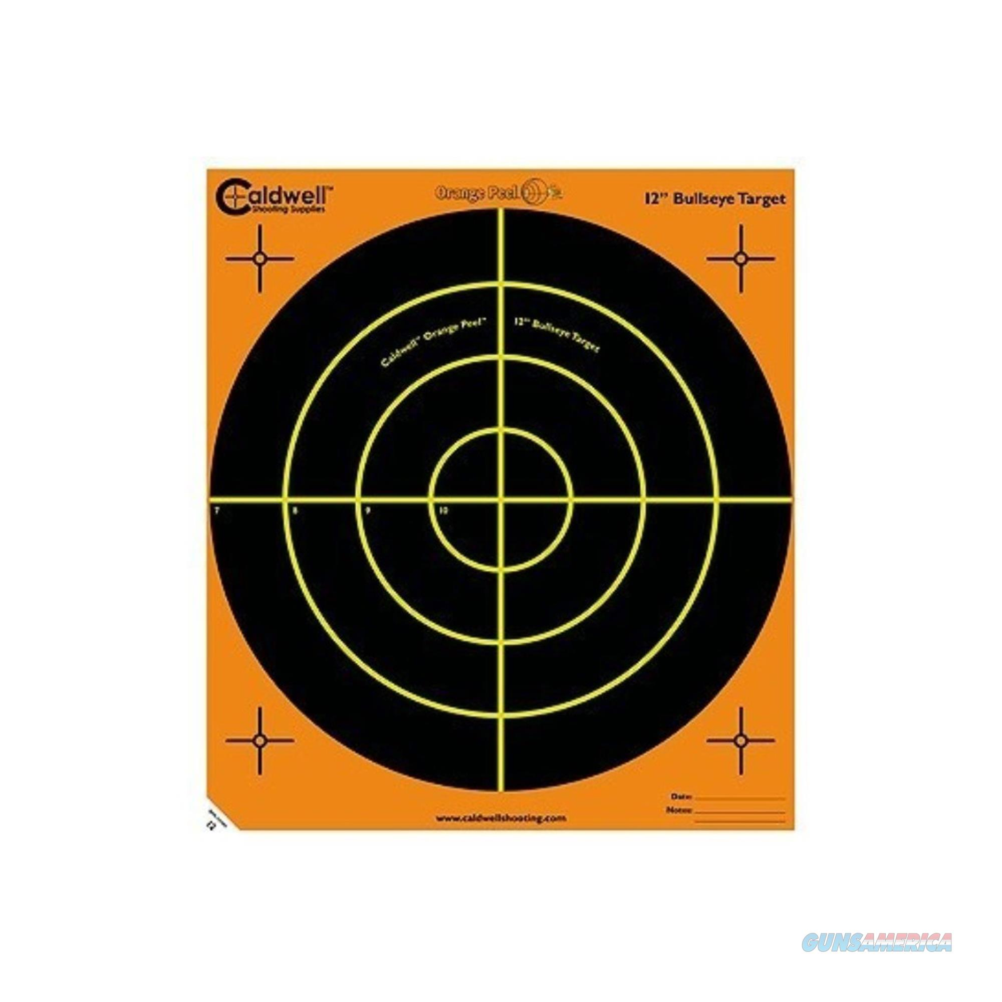 Battenfeld Orange Peel Bulls-Eye 121005  Non-Guns > Traps - Trapline Use