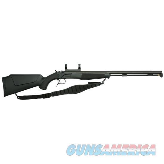 Cva Accura Mountain Rifle .50 Nitride/Black W/Scope Mt PR3120NM  Non-Guns > Black Powder Muzzleloading