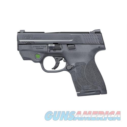 Smith & Wesson M&P9 Shield M2.0 9Mm Ct Green Laser Nts 11903  Guns > Pistols > S Misc Pistols