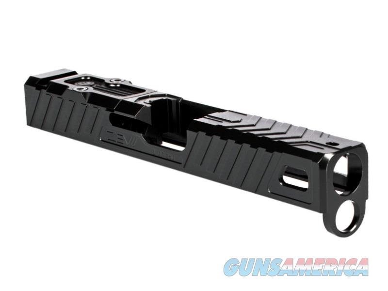 Zev Raven Slide G19 G4 Blk SLD-Z19-4G-RAVEN-RMR-DLC  Non-Guns > Barrels
