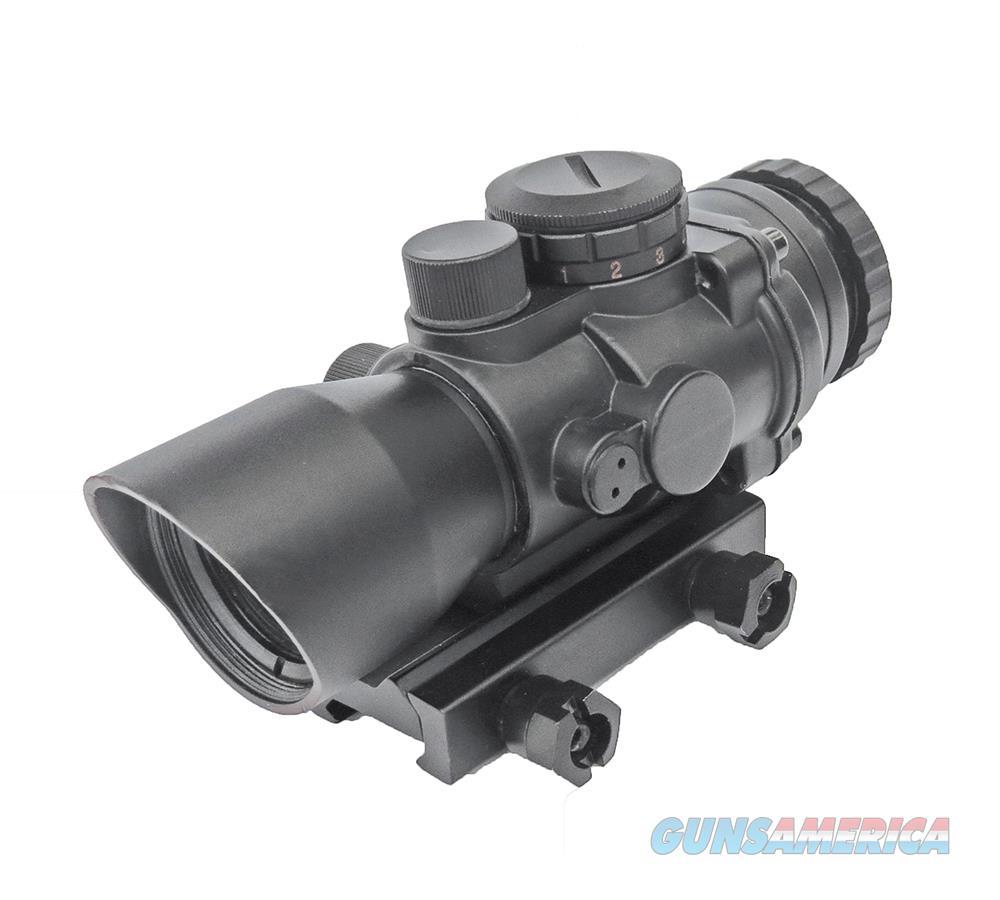 Sun Optics 3X32 Cqb Ii Prismati W/Tac Red Green Ir PS30332IR  Non-Guns > Iron/Metal/Peep Sights