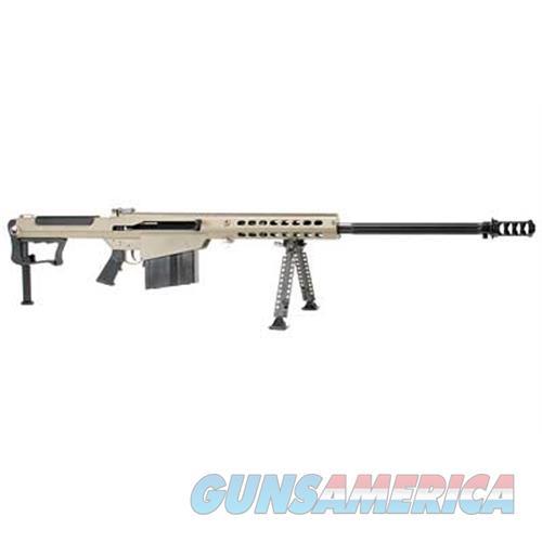 """Barrett Barrett M107a1 50Bmg 29"""" Fde 10Rd 14559  Guns > Rifles > B Misc Rifles"""
