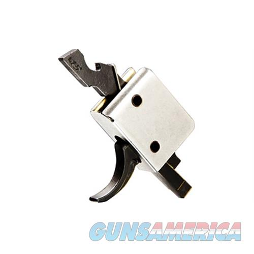 Cmc Ar-15 Match Trigger Curved Lp 91505  Non-Guns > Gun Parts > Misc > Rifles