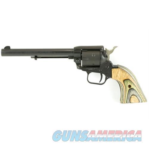 "Heritage 22/22M 6.5"" 6Rd Camo Grn RR22MBS6  Guns > Pistols > Heritage"