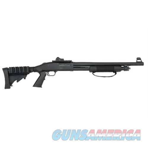 Mossberg Msbrg 500 Spx 12/18.5 Cyl Mbl Syn 51523  Guns > Shotguns > MN Misc Shotguns