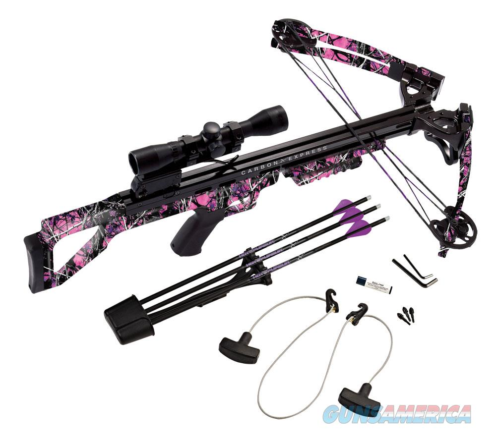 Carbon Express Covert 3.4 Mdy Grl Xbow W/ 20277  Non-Guns > Archery > Bows > Crossbows