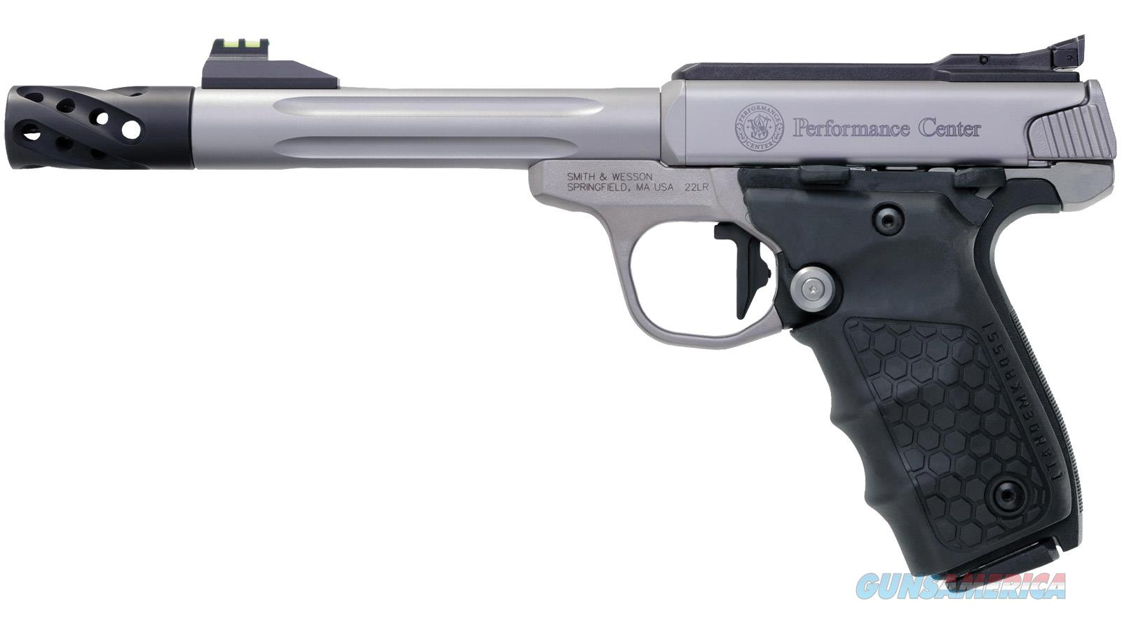 Smith & Wesson Sw22 Victory Target 22Lr 6 Fluted 12078  Guns > Pistols > S Misc Pistols