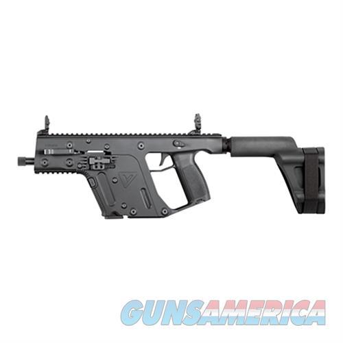 "Kriss Newco Usa Inc Vector Sdp Pistol 10Mm Brace G2 5.5"" Tb 15Rd Black KV10PSBBL20  Guns > Pistols > K Misc Pistols"