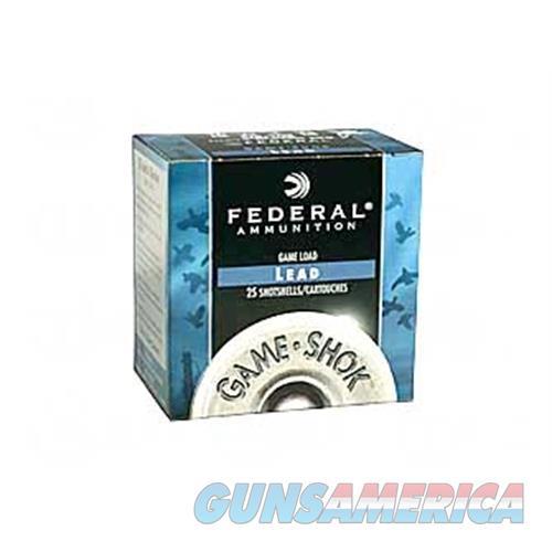 """Federal Fed Game Load 16Ga 2 3/4"""" #6 25/250 H160 6  Non-Guns > Ammunition"""