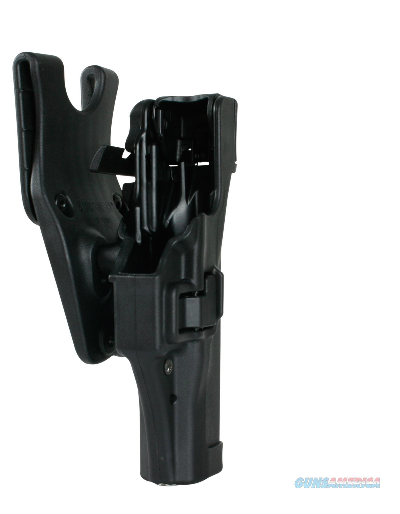 Bh Serpa Level 3 Duty For G17 Rh Blk 44H100BK-R  Non-Guns > Holsters and Gunleather > Other