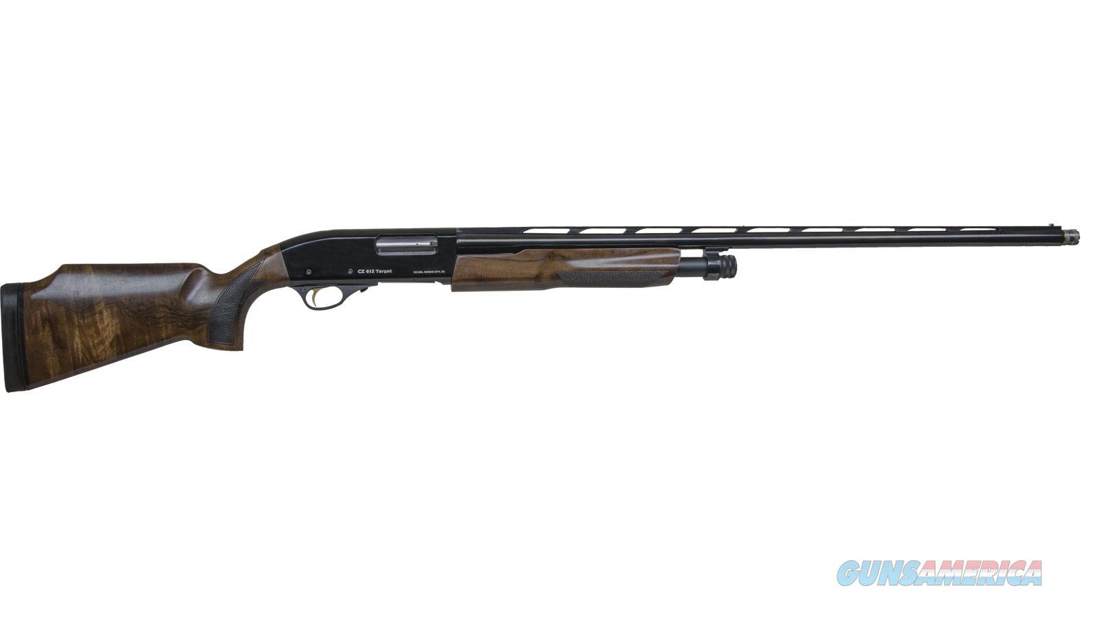 """Cz 612 Target 12-32"""" Pump 06578  Guns > Shotguns > C Misc Shotguns"""