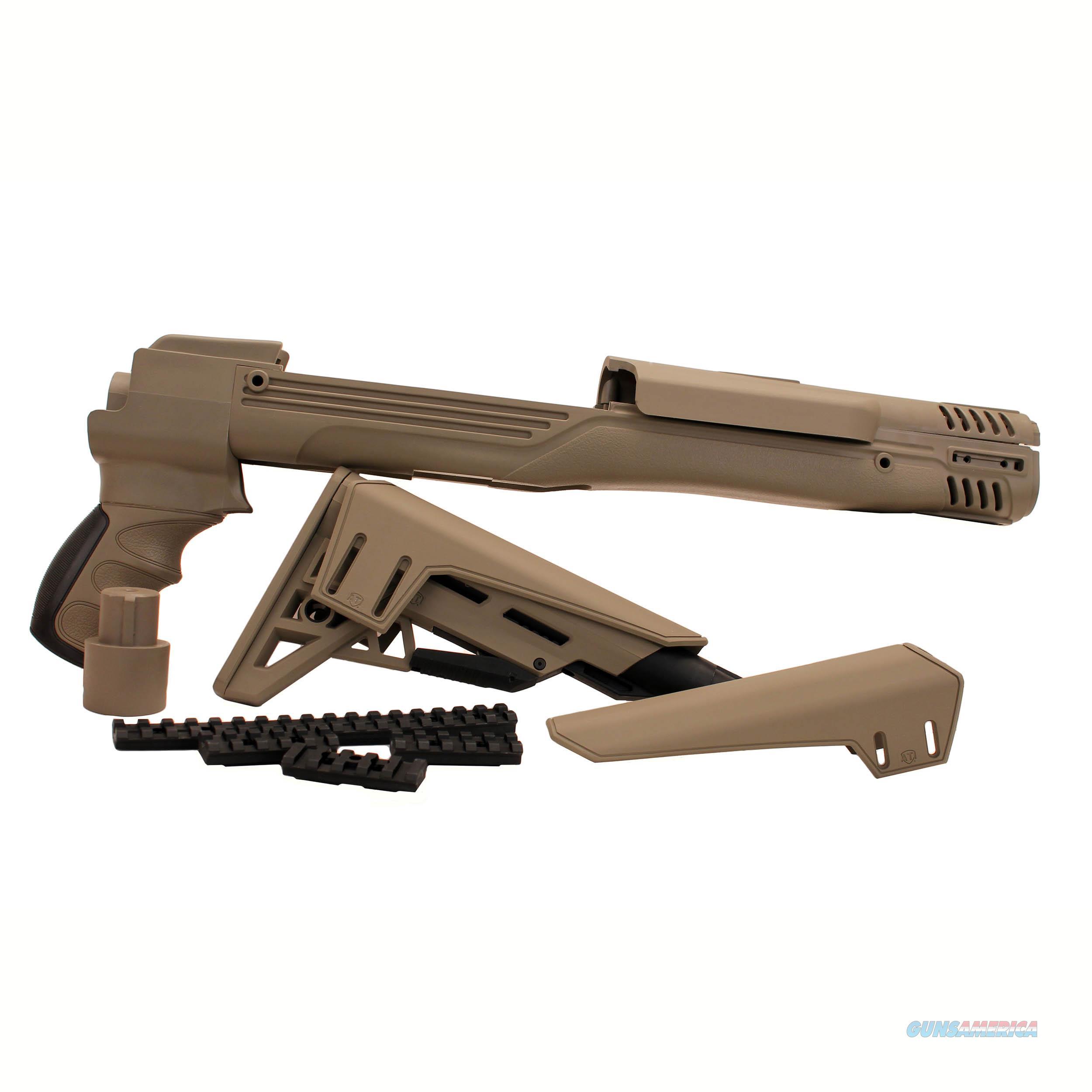 Advanced Technology Ruger Mini 14 Tactlite Adj. Side Folding Stock B.2.20.1210  Non-Guns > Gun Parts > Misc > Rifles