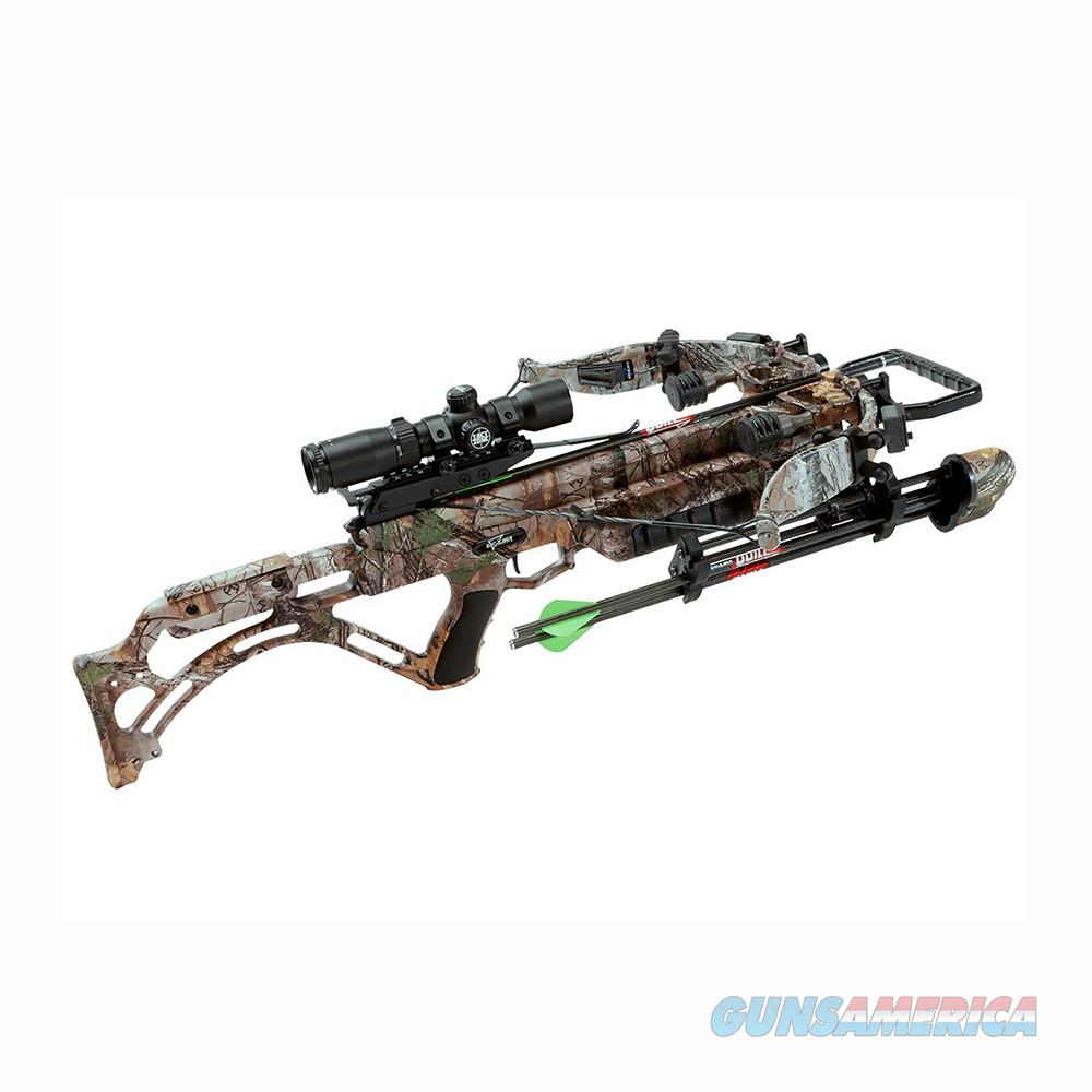 Excalibur Micro Suppressor Package With Tact-Zone Illuminated Scope Rtx  Camouflage E95857  Non-Guns > Archery > Bows > Crossbows