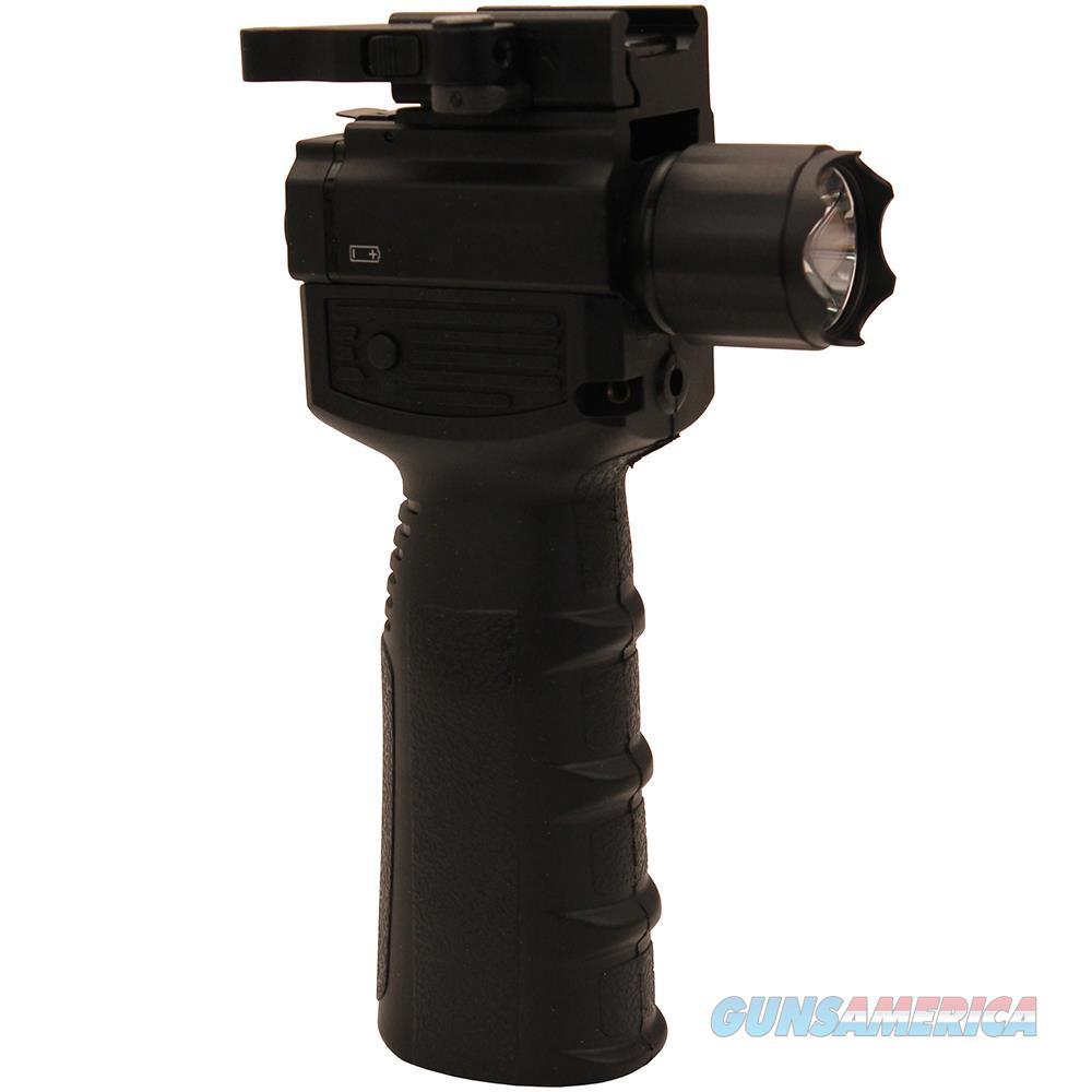 Ncstar Vert Grip Light/ Grn Laser VAQVGFLGV2  Non-Guns > Gunstocks, Grips & Wood