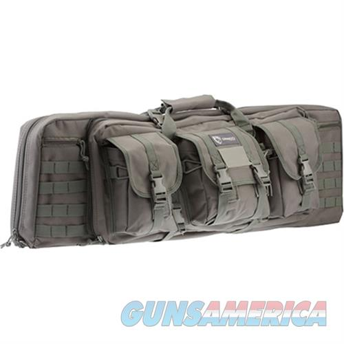 Drago Gear Dbl Rifle Case 12-301 GY  Non-Guns > Gun Cases