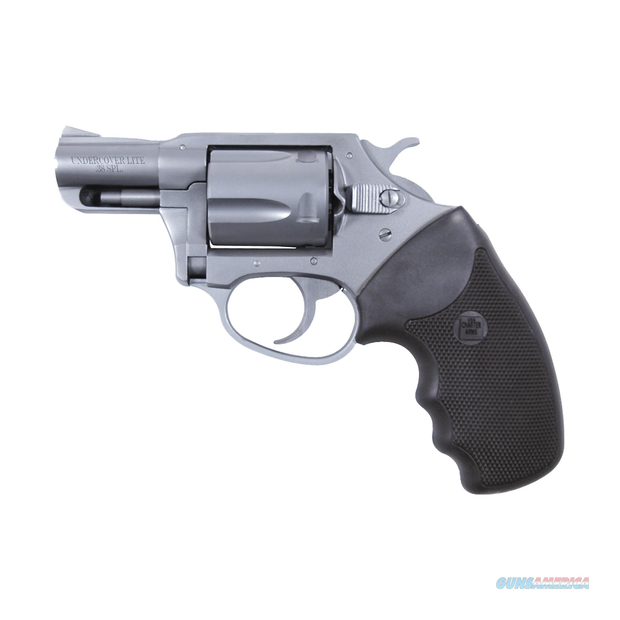 Charter Arms 38 Undercover Lite 53820  Guns > Pistols > C Misc Pistols