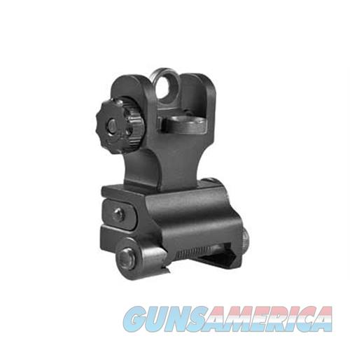 Samson Manufacturing Samson Qf-Frs-A2 Flip-Up Rear Blk QF-FRS-A2  Non-Guns > Iron/Metal/Peep Sights