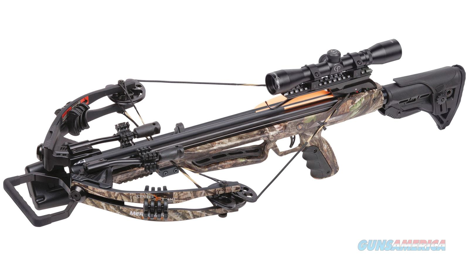 Crosman Mercenary Whisper 390 Adj S AXCMW185CK  Non-Guns > Archery > Bows > Crossbows