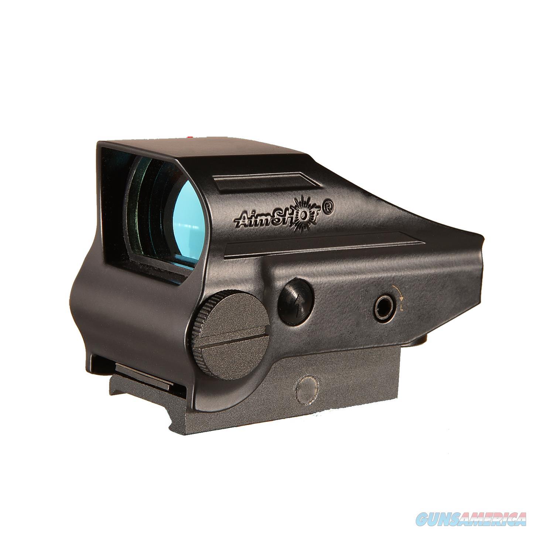 "Aim Shot Compact Reflex Sight, 3.2"", 4 Multi Dot, Reticle Green M3G Gen II  Non-Guns > Iron/Metal/Peep Sights"