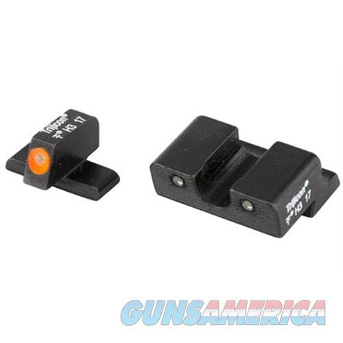 Trijicon Night Sight Set Hd Xr Orange Outline Springfield Xd SP601-C-600871  Non-Guns > Iron/Metal/Peep Sights