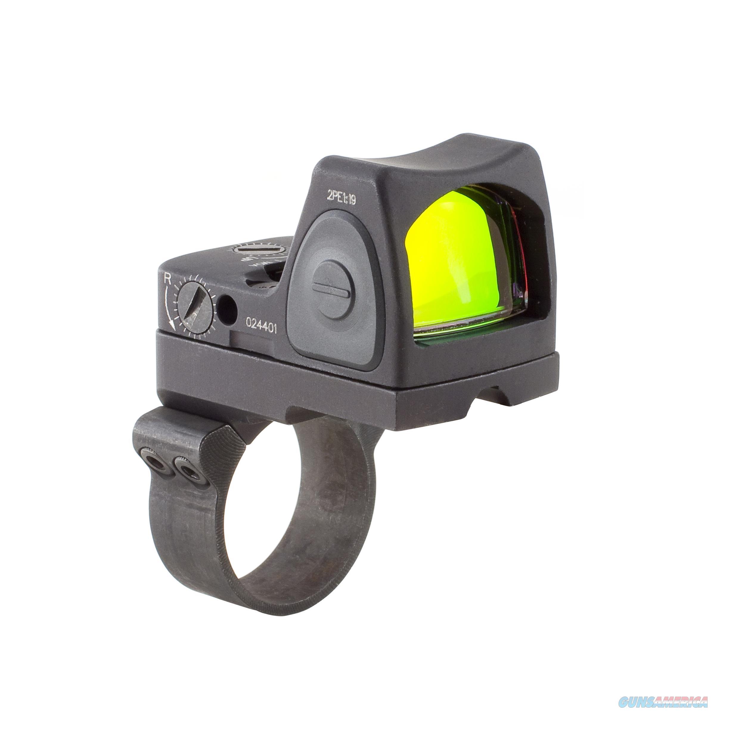 Trijicon Rmr Adjustable Led Sight RM07-36  Non-Guns > Iron/Metal/Peep Sights