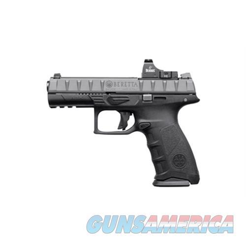 Beretta Apx 40Sw Rdo Red Dot Optic Ready 4.25 15Rd JAXF42170  Guns > Pistols > B Misc Pistols