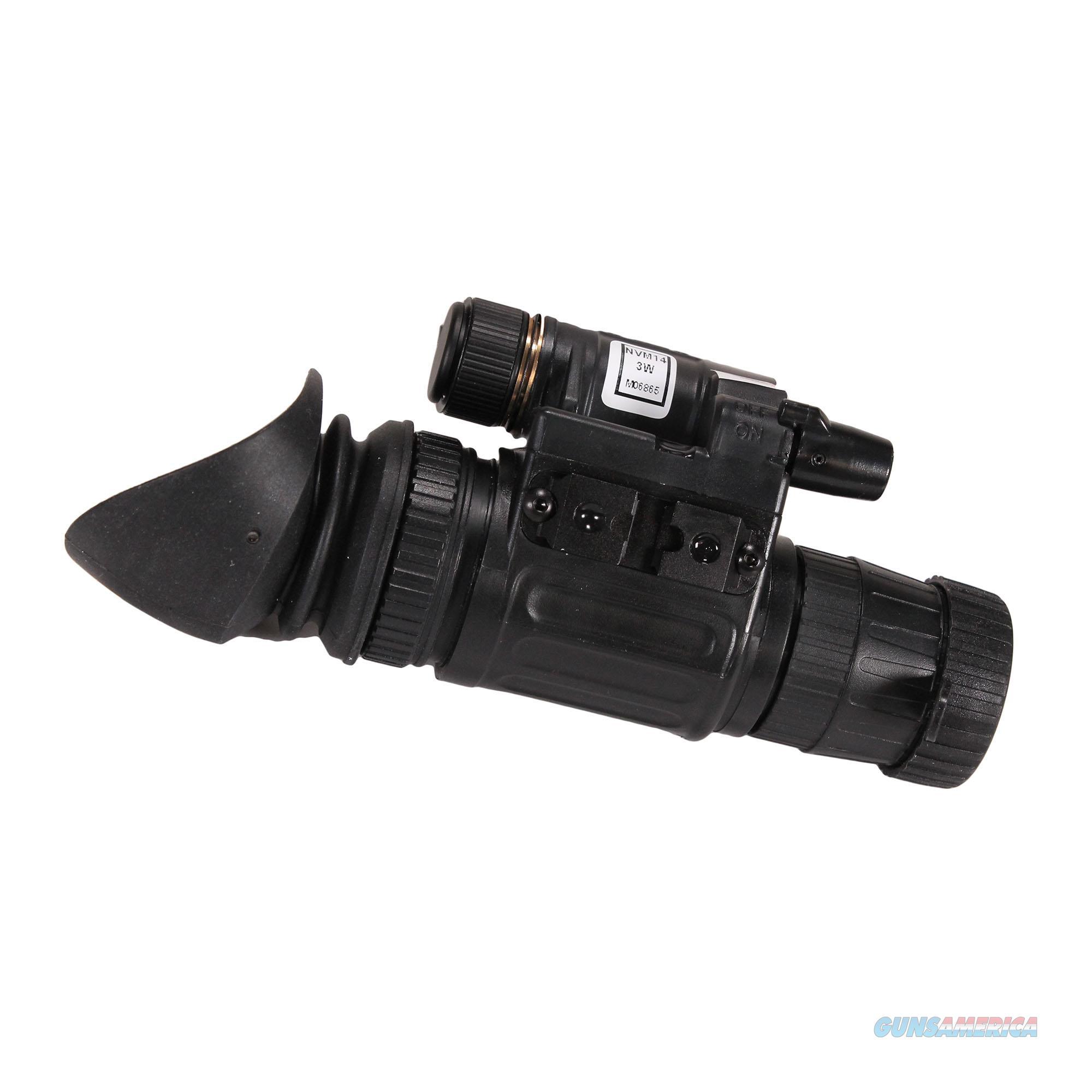 Atn Nvm14-Wpt 3Rd-Gen Multi-Purpose Night Vision Monocular, Matte Black NVMPAN143W  Non-Guns > Night Vision
