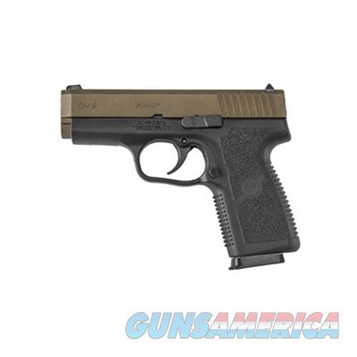 "Kahr Cw9 9Mm 3.6"" Bronze Poly 7Rd CW9093BB  Guns > Pistols > K Misc Pistols"