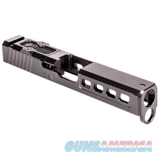 Zev Technologies Dragonfly Gen 4 Rmr Cut Stripped Slide SLDZ194GDFLYRMR  Non-Guns > Gun Parts > Misc > Rifles