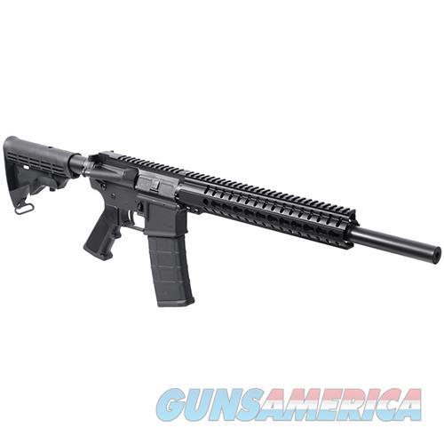 "Cmmg Mk4 B16 Rifle 5.56Mm, 16"" Barrel, 30 Rounds, Bn, Black 55AACF1  Guns > Rifles > C Misc Rifles"