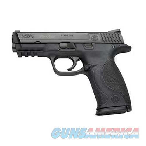 "Smith & Wesson S&W M&P Pro 9Mm 4.25"" Blk 17Rd Ns 178035  Guns > Pistols > S Misc Pistols"