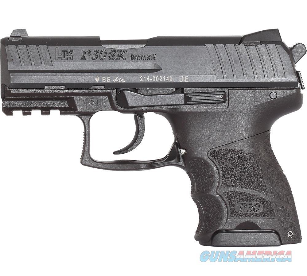 Hk P30sk Subcom 9Mm Da-Sa 730903K-A5  Guns > Pistols > H Misc Pistols