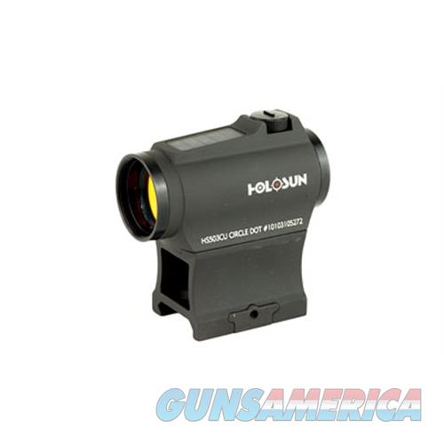Holosun Dual Reticles Solar Shroud HS503CU  Non-Guns > Scopes/Mounts/Rings & Optics > Mounts > Other