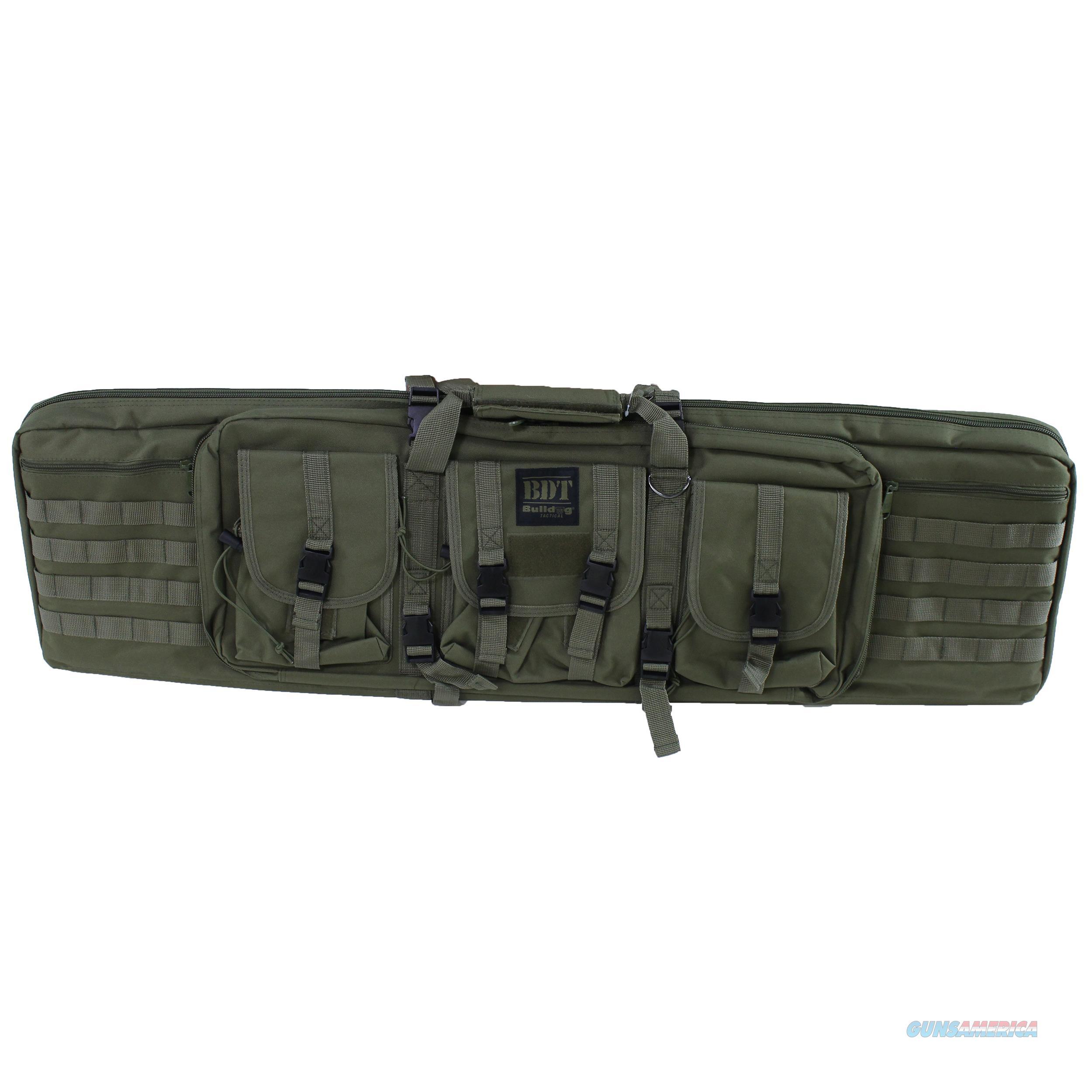 Bulldog Cases Single Tactical Rifle BDT40-43G  Non-Guns > Gun Cases